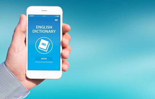英語辞書アプリ