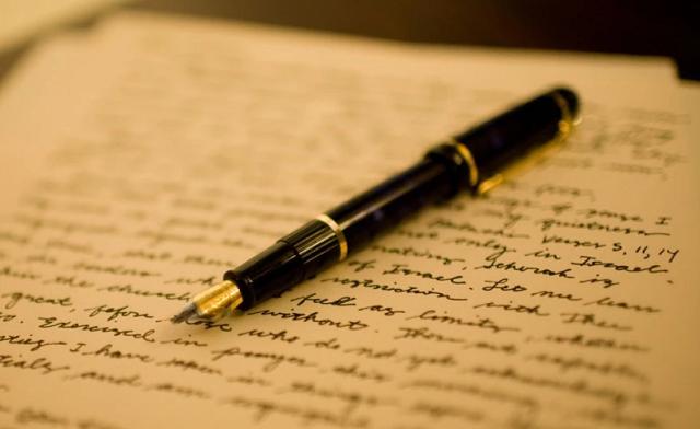 英文を書く