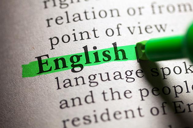 英語の文章