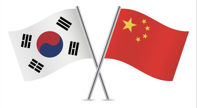韓国語と中国語