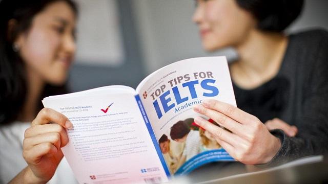 IELTSのカリキュラム