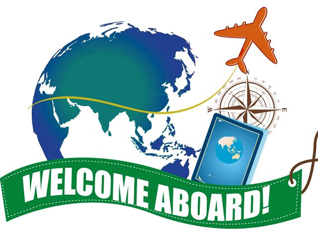 Welcome Aboard(ウェルカムアボード)
