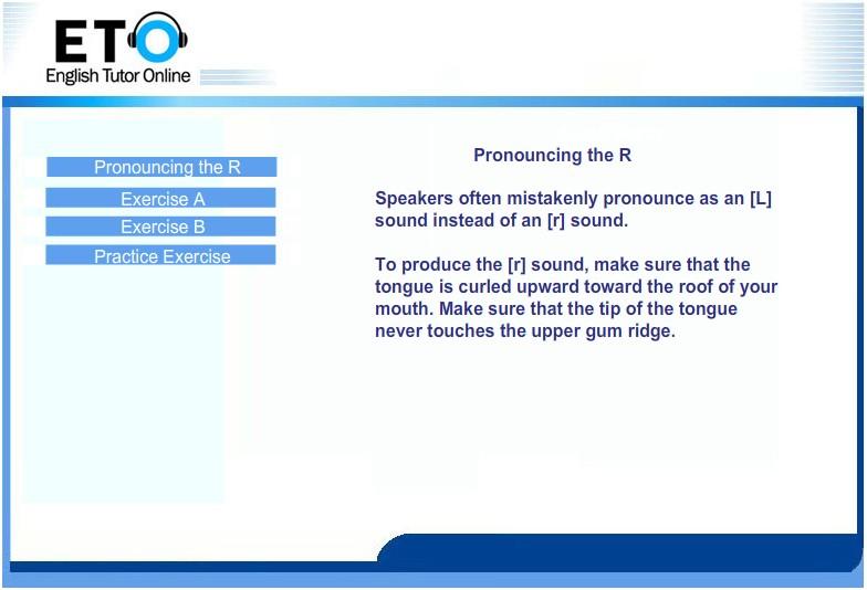 Pronunciation(発音)