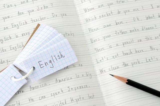 英語のレベル